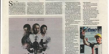 El Mundo y El Marca 30 nov 2014