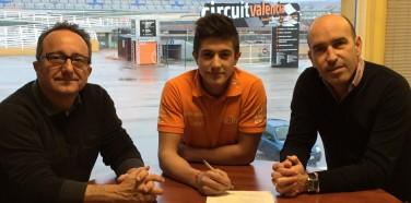El Circuit apoyará a Héctor este año 2015