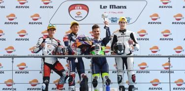 Segundos en Cheste y Primeros en Le Mans