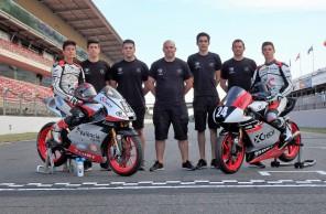 2016 SubCampeón Mundial Junior Moto3 Sport Prod FIM CEV