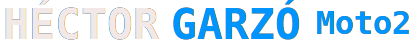 Pagina Web de HÉCTOR GARZÓ Moto2