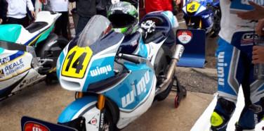FIM Moto2 en Jerez y Albacete